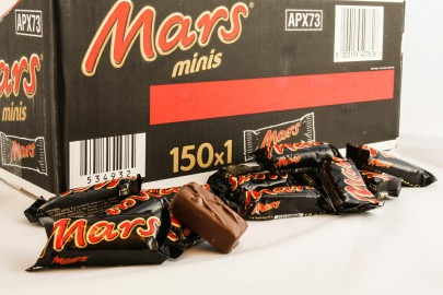 Mars - Miniriegel