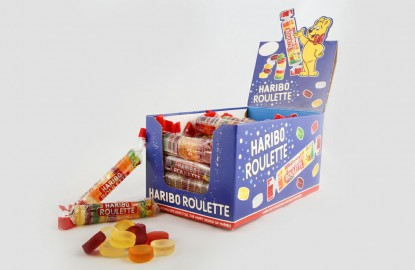 Haribo Roulette Fruchtgummi