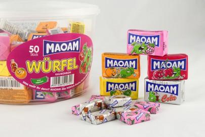 Maoam Würfel
