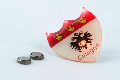 Köln Blinkie Wappen