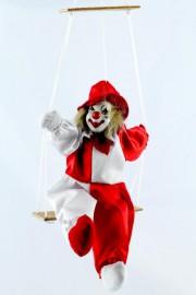 Clown Schaukel r 24cm