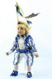 Prinz blau 35cm