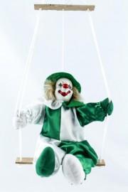 Clown Schaukel g 24cm