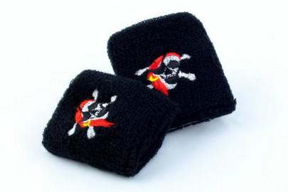 Piraten Schweißbänder