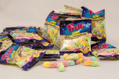Trolli Glow Worms 10gr