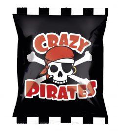 Crazy Pirates Piratenköpfe