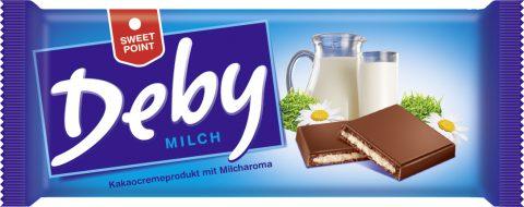 Deby Schokolade 90gr