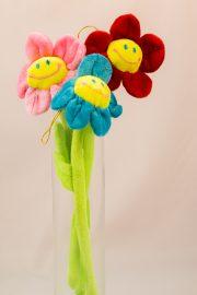 Plüschblume 43cm