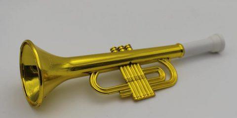 Goldene Trompete groß